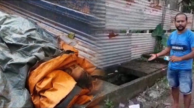 বরানগরে সিদ্ধা প্রজেক্ট এর পিছনে হাই ড্রেনে এক যুবকের মৃতদেহ উদ্ধার ঘিরে চাঞ্চল্য